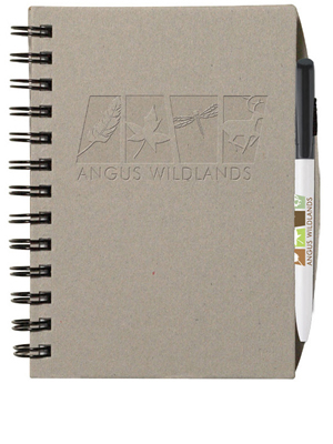 BIC Chipboard Cover Notebooks 5x7 NC57