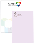 BIC Ecolutions Adhesive 2 X 3 Notepad 100 Sheets P2A3A100ECO