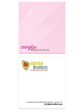BIC 2 3/4x3 Adhesive Notepads 100 Sheets P2M3A100